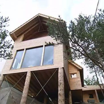 C'est pas sorcier BIO-HABITAT : La maison se met au vert (VIDEO)