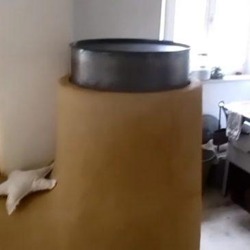 Comment faire un rocketstove pour se chauffer écologiquement