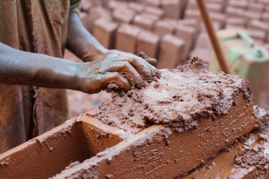 brique argile