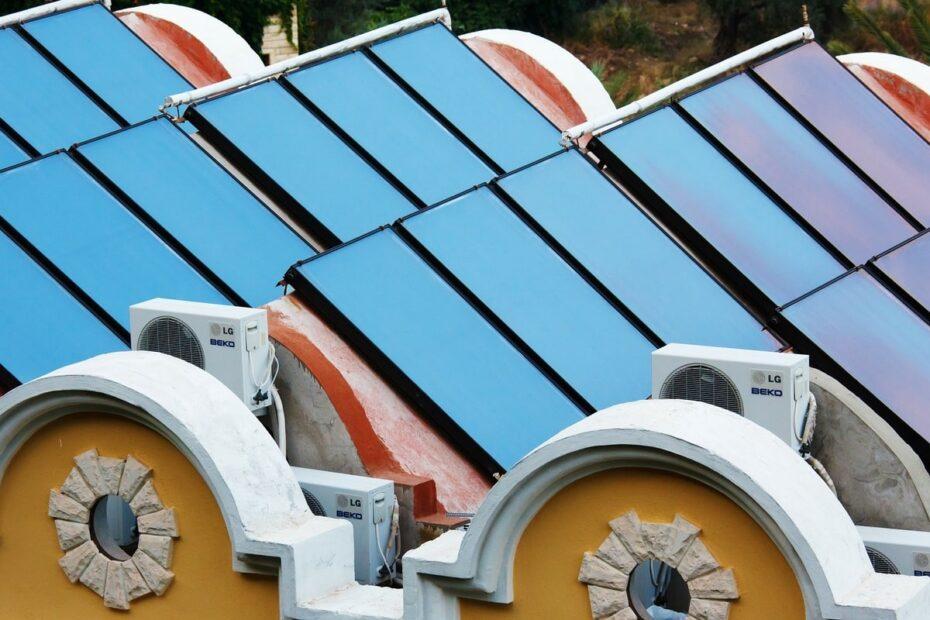 Radiateur solaire intérieur