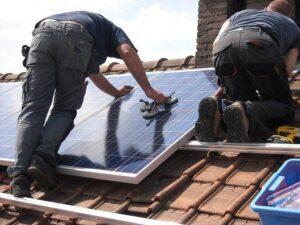 kit de panneaux solaires
